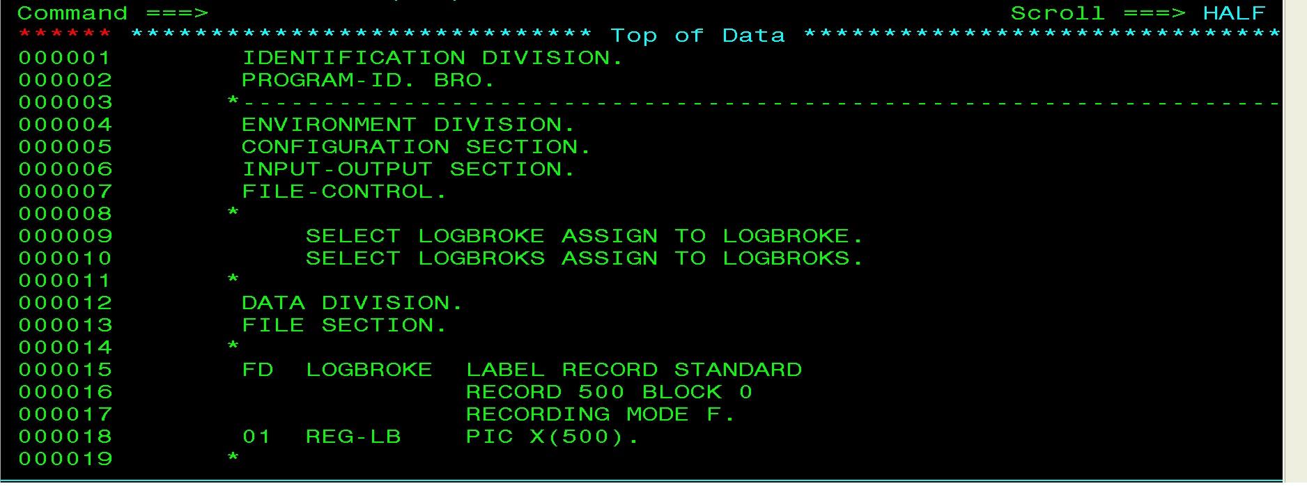 Viejos programadores COBOL al rescate